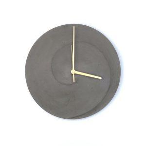 שעון בטון מעוצב